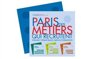 Paris des Métiers qui Recrutent